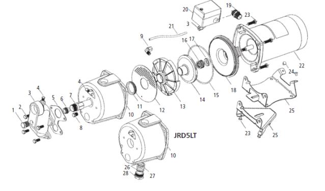 Well Pump Parts